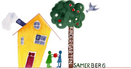 Logo Kindergarten Samerberg