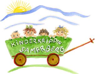 Logo Kinderkrippe Samerberg
