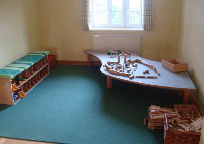 Das Bauzimmer